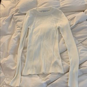 Top shop white sweater